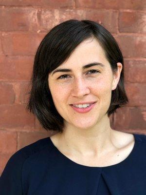 Caroline Gambell Headshot